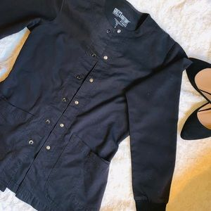 Grey's Anatomy Black Jacket